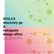 2012.3.9 discovery go & nakagawa design office